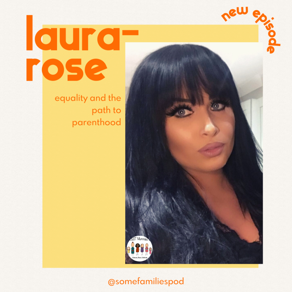 Equality and the path to parenthood: Laura-Rose Thorogood LGBT Mummy's Tribe