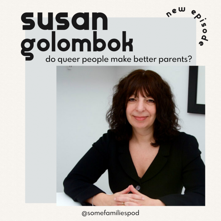 Do queer people make better parents? Prof Susan Golombok has all the answers (plus the data)